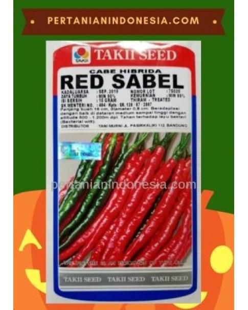 Benih Cabe Red Sabel