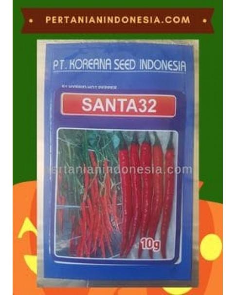 Benih Cabe Santa 32