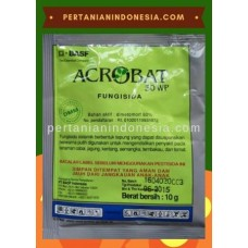 Fungisida Acrobat 50 WP