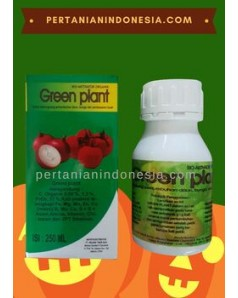 ZPT Green Plant Hormon Pupuk Organik 250 Ml