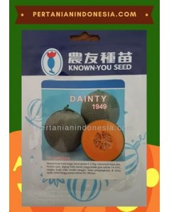 Benih Melon Dainty Known You Seed