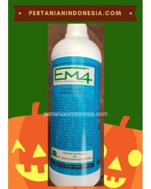 Pupuk EM4 Limbah