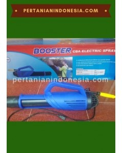 Sprayer Booster CBA Elektrik