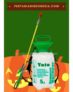 Sprayer Yoto 5 Liter