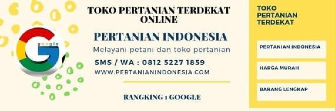 Toko Pertanian Terdekat Online