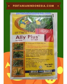 Herbisida Ally Plus 77 WP