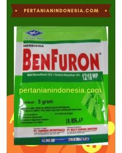 Herbisida Benfuron 12/18 WP