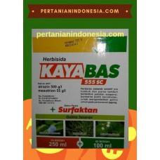 Herbisida Kayabas 555 SC